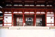 法隆寺 門