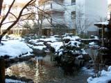 鬼怒川グランドホテル 庭