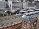 東京駅のホーム