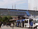 海浜幕張駅(南口)