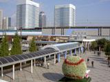 海浜幕張駅(北口)