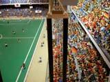 レゴサッカースタジアム 観衆
