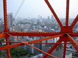 東京タワー 鉄骨
