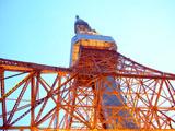 東京タワー 真下から