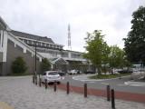 JR佐久平駅前ロータリー