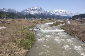 頸城駒ヶ岳と雨飾山