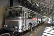 関電トンネルトロリーバス300形