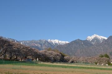 甲斐駒ヶ岳
