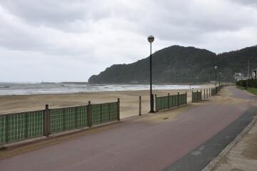 夕日ヶ浦海水浴場