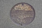舞鶴市 マンホール