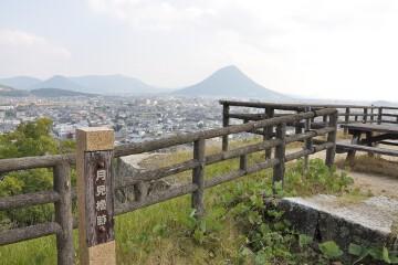 丸亀城 月見櫓跡