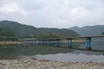 今成(佐田)沈下橋