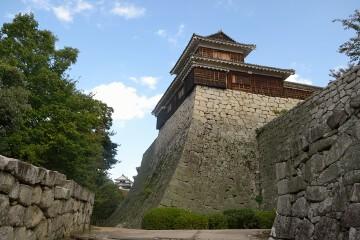 松山城本丸