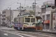 土佐電気鉄道 600形電車 604号