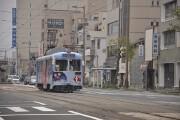 土佐電気鉄道 600形電車 623号