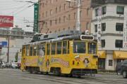土佐電気鉄道 600形電車 607号
