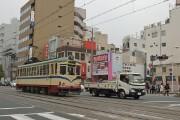 土佐電気鉄道 200形電車 216号