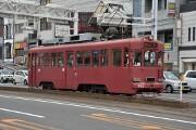 土佐電気鉄道 590形電車 592号