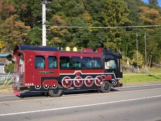 太子町観光SLバス