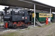 1号機関車とホハ1