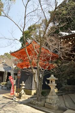 紀三井寺 鐘楼