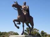 アタチュルク像