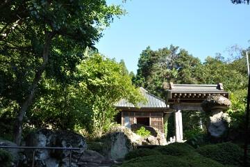福島正則公霊廟