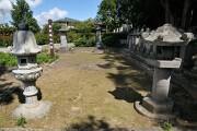 高井鴻山の墓