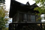 三徳山地蔵堂