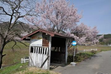 滝沢バス停