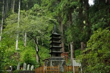 青銅五重塔