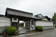 熊谷邸の門