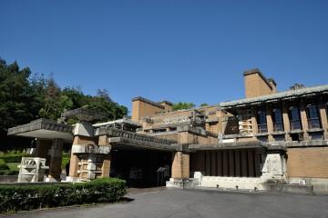 帝国ホテル中央玄関