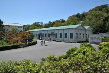 鉄道寮新橋工場(機械館)