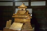 犬山城模型