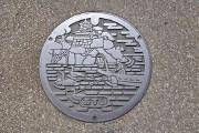 犬山市マンホール
