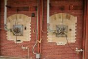 ガスの設備