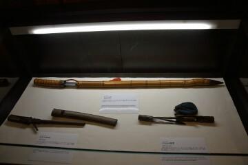 仕込み杖や仕込み煙管