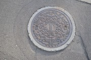 仙台市マンホール