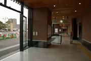 上熊本駅の内部