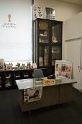 くまモン営業部長室