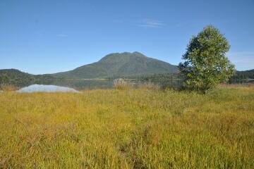 尾瀬沼と燧ヶ岳
