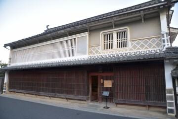 木蝋資料館