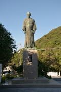 中浜万次郎の銅像