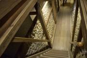 内子座奈落への階段