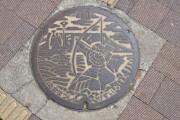 高松市のマンホール
