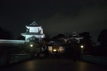 石川門と石川櫓