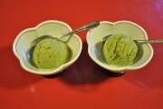 特製 蕗の薹のアイス